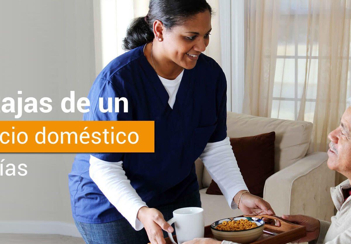 Las ventajas de un servicio doméstico por días