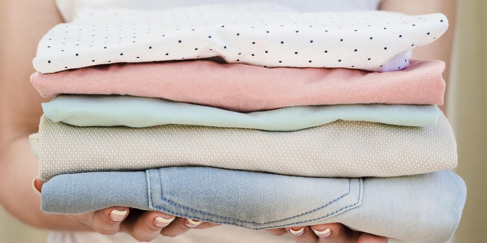 Tips que debes tener en cuenta para lavar bien tu ropa