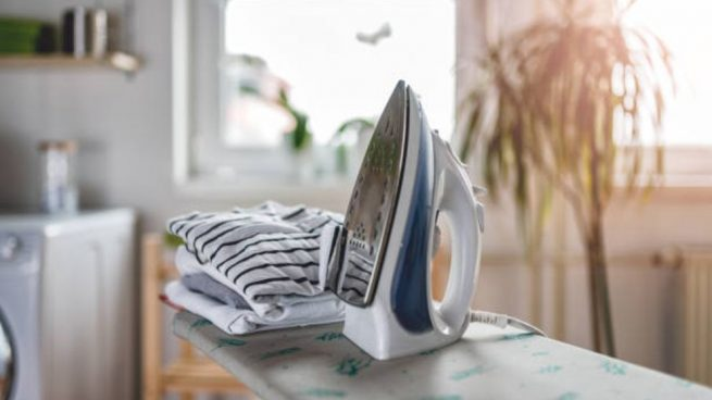 Planchar la ropa: recomendaciones y precauciones