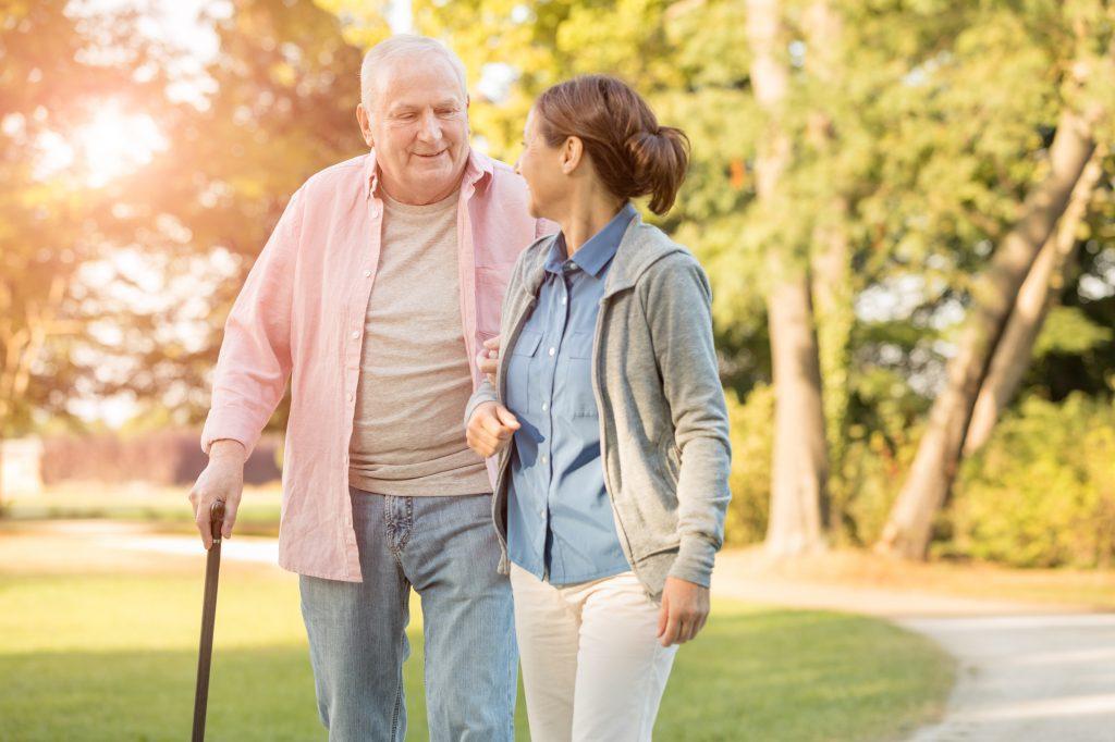 cuidado del adulto mayor