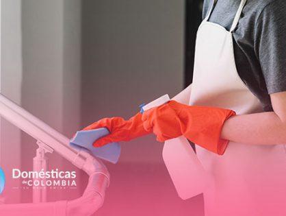 Una empleada doméstica puede salvar tu día