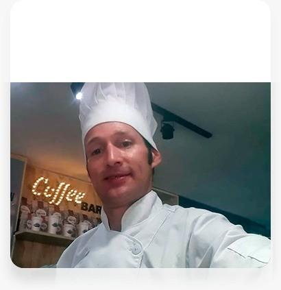 chef de alta cocina